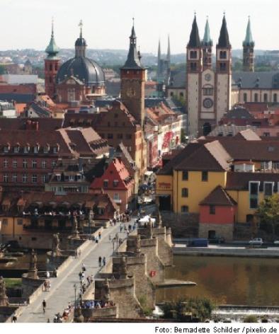 Würzburger Altstadt