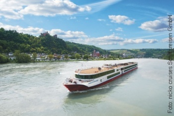 Spannung, Spaß und Genuss auf der MS Rhein Symphonie