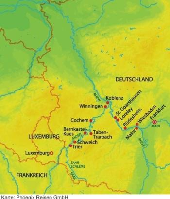 Flüsse-Quartett 2021